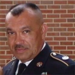 Sgt. Maj. Alberto A. Willecke (Ret.)